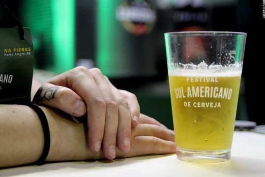 Serviços do 1º Festival Sul-Americano de Cerveja