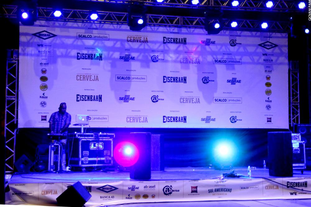 Confira a programação musical do Sul-Americano de Cerveja
